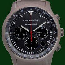 Porsche Design Dashboard PTC 42mm Titatium Automatic Chronograph