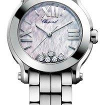 Chopard Happy Sport Round Quartz 30mm Ladies 278509-3006