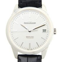 Jaeger-LeCoultre New  Geophysic Stainless Steel Silvery White...