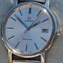 Omega Genéve Del 1972 Acciaio Rarissimo Calibro 1030