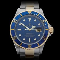 勞力士 (Rolex) Submariner Sun Burst Stainless Steel/18k Yellow...