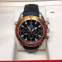 Omega Planet Ocean Chronograph 2918.50.82 - Box & Papers 2011