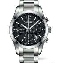 Longines New Men's  Conquest Classic L27864566 Chronograph...