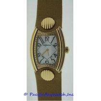 DeLaneau First Lady Yellow Gold Diamond Watch