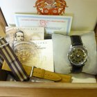 Tissot Chrono Janeiro Limited Edition box&papers