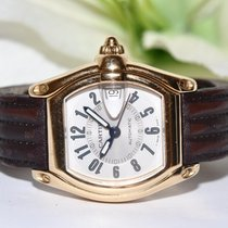 Cartier Roadster 18kt Gold Ref.2524 Papiere Box 2013 W62003V2