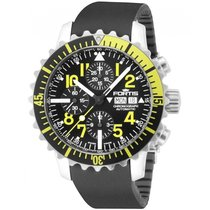 Fortis B-42 Marinemaster Chronograph Yellow 671.24.14 K...