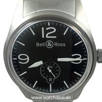 Bell & Ross BR 123 Original Black NEU mit  B+P