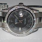 Rolex Datejust II XL Oyster Perpetual Diamonds