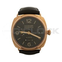 Panerai Radiomir 8 Days GMT Rose Gold PAM395