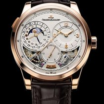 Jaeger-LeCoultre [NEW][LTD 300] Duometre Moonphase Jump Second...