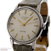 Longines Vintage Sport Chief Ref-7272/4 Stainless Steel Bj-1965