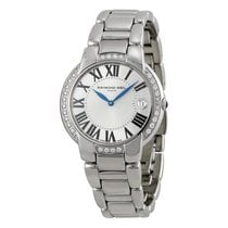 Raymond Weil Jasmine Mother of Pearl Stainless Steel Ladies...