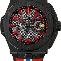 Hublot Big Bang Ferrari Speciale Red White Blue Big Bang...