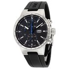 Oris Williams Chronograph Automatic Black Dial Black Rubber...