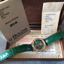 Bulova Accutron Spaceview FULL SET GOLD