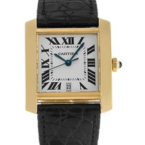 Cartier Watch Tank Francaise W5000156
