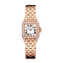 Cartier Santos Demoiselle  Ladies Watch Ref WF9008Z8