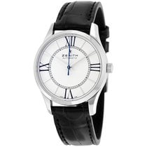 Zenith Heritage Ultra Thin White Dial Automatic Ladies Watch