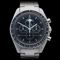 Omega Speedmaster Moon Phase Stainless Steel Gents 3576.50.00