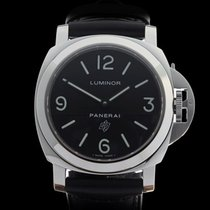 Panerai Luminor Base Stainless Steel Gents PAM0000