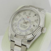 Rolex Sky Dweller 326939 Oyster Perpetual White Gold