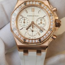 Audemars Piguet Royal Oak Offshore Chronograph 37 Rose Gold...