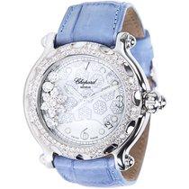 Chopard Happy Snowflake 28/8946-2001 Ladies Watch in 18k White...
