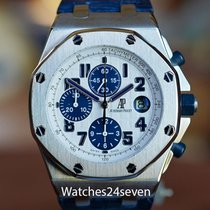 Audemars Piguet Royal Oak Offshore Chronograph Navy Themes 42mm