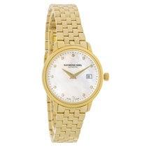 Raymond Weil Toccata Diamond Ladies MOP Quartz Watch 5988-P-97081