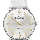 Meistersinger NEO NQ 901G - 36mm - Silver Dial