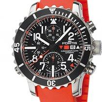 Fortis B-42 Marinemaster Chronograph Alarm Chronometer Limited...
