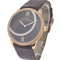 Girard Perregaux Classic 1966 Ladies Rose Gold with Diamond Bezel