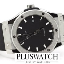 Hublot Classic Fusion Automatic Black Dial 42mm 542.NX.1171.RX T