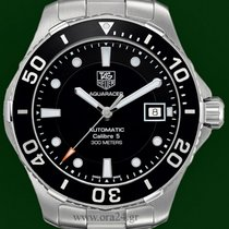 TAG Heuer Aquaracer 41mm 2016 Automatic Caliber 5 B&P