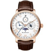 Blancpain [NEW] Villeret Traditional Chinese Calendar 0888-363...