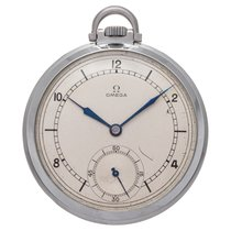 Omega art deco pocket watch