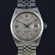 Rolex Date-Just 1601 Linen Vintage
