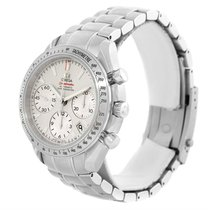 Omega Speedmaster Day Date Silver Dial Mens Watch 323.10.40.40...