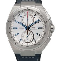 IWC Ingenieur Flyback Chronograph Racer Automatic Men's Watch...