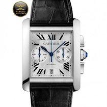 Cartier - TANK MC CHRONOGRAPH