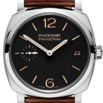 Panerai Radiomir 1940 Stainless Steel Leather Men's Watch