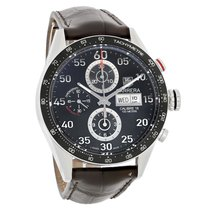 TAG Heuer Grand Carrera Mens Swiss Automatic Chronograph Watch...