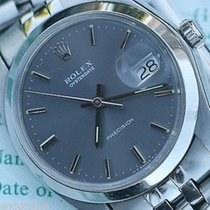 Rolex Oyster Date Precision Stainless Steel Model 6694 Yr 1984...