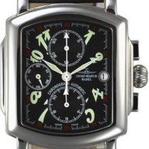 Zeno-Watch Basel Square OS Chronograph Date Pilot