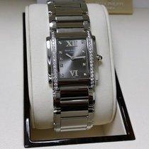 百達翡麗 (Patek Philippe) 4910/10A Lady Steel Diamond Twenty-4...
