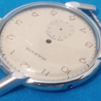 Marvin Swiss Non Magnetic 333567 Complete Steel Case & Dial