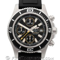 Breitling Superocean Chronograph II Abyss Yellow