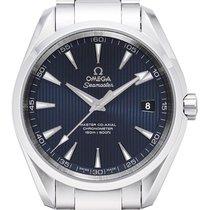 Omega Seamaster Aqua Terra Chronometer