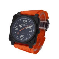 Bell & Ross BR03 92 Orange Limited Edition to 500 pcs.